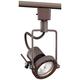 Bronze GU10 50-Watt Halogen European Style Track Light
