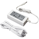 Polk 2.2 inch Wide White LED Plug-in Power Supply