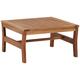 Milos Wood Outdoor Coffee Table