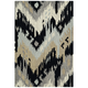 Kaleen Casual 5054-02 3'x5' Black Wool Area Rug