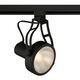 Pro Track Black Spotlight PAR30 Head for Halo Track Systems