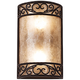 Natural Mica Collection 12 1/2 inch High LED Wall Sconce