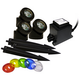 Power Beam Halogen - Landscape or Pond 3-Light Kit