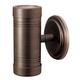 Omni Bronze Outdoor Up-Down Adjustable Spotlight