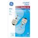 GE 60 Watt Crystal Clear 2-Pack Ceiling Fan Bulbs