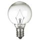 40-Watt G-11 Krypton Clear Candelabra Base Bulb