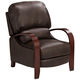 Cooper Como Sable Faux Leather 3-Way Recliner Chair