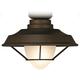 Casa Vieja Bronze Outdoor LED Ceiling Fan Light Kit