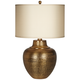 Maison Loft Antique Brass Table Lamp by Franklin Iron Works