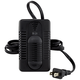 300 Watt Foot Dimmer Switch in Black
