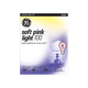 GE 2-Pack 100 Watt Soft Pink Light Bulbs