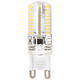 40 Watt Equivalent 4 Watt LED Dimmable G9 Bulb