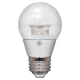 60W Equivalent GE Clear 7W LED Dimmable A15 Standard Bulb
