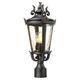 Casa Marseille™ 20 1/2 inch High Bronze Outdoor Post Light