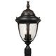 Casa Sierra™ Collection 24 1/2 inch High Bronze Post Mount