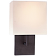 George Kovacs Bronze 11 1/4 inch High Half-Shade Wall Sconce