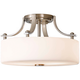 Feiss Sunset Drive 13 inch Wide Ceiling Light Fixture