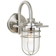 Stratus Collection 12 3/4 inch High Indoor - Outdoor Wall Sconce