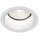 Lightolier 5 inch Line White Baffle Recessed Light Trim
