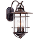 Franklin Iron Works Casa Mirada 16 1/4 inch High Outdoor Light