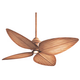 52 inch Minka Aire Indoor Outdoor Beige Gauguin Ceiling Fan