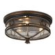Beverly Drive 14 inch Wide Indoor-Outdoor Ceiling Light