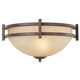 Oak Valley Collection 14 1/2 inch Wide Pocket Wall Sconce