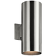 Kichler Tube 15 inch High Aluminum Up/Down Outdoor Wall Light