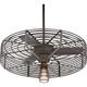 32 inch Vintage Breeze 1-Light Bendlin Cage Ceiling Fan