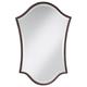 Uttermost Abra Bronze Finish 20 inch x 30 inch Wall Mirror
