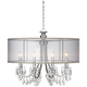 Hampton Collection 32 inch Wide Chandelier
