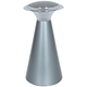 Tut Chi 8 inch High Silver Cordless LED Accent Table Lamp