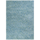 Bliss 1588 5'x7' Seafoam Heather Shag Area Rug