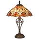 Dale Tiffany Marshall Art Glass Table Lamp