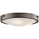 Kichler Lytham 17 1/2 inch Wide Olde Bronze Ceiling Light