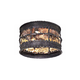 Mallorca Collection 12 1/2 inch Wide Ceiling Light