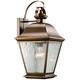 Kichler Mount Vernon 19 1/2 inch High Outdoor Wall Light
