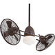 42 inch Minka Gyro Wet Oil Rubbed Bronze Ceiling Fan