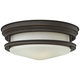 Hinkley Hadley 12 inch Wide Oil-Rubbed bronze Ceiling Light