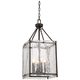 Savoy House Glenwood 14 inch Wide English Bronze Foyer Pendant Light