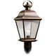 Kichler Mount Vernon 20 3/4 inch High Outdoor Post Light