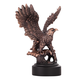 American Eagle Taking Flight 8 inch High Table Sculpture