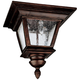 Capital Brookwood 11 1/2 inch Wide Bronze Outdoor Ceiling Light