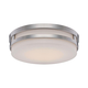 WAC Vie 14 inch Wide Brushed Nickel LED Ceiling Light