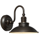 Baytree Lane LED 8 1/2 inch High Oiled Bronze Outdoor Wall Light