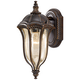 Feiss Baton Rouge 15 inch High Outdoor Wall Lantern
