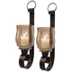 Set of 2 Small Joselyn Wall Sconce Candle Holders