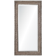 Cormac Rusted Brown 40 inch x 80 inch Full Length Floor Mirror