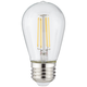 40 Watt Equivalent Tesler Clear 4 Watt LED Dimmable Standard