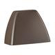 Kichler 4-Corners 3 1/4 inch Wide Bronze 3000K LED Deck Light